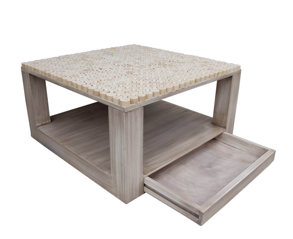 Mosaic Center Table