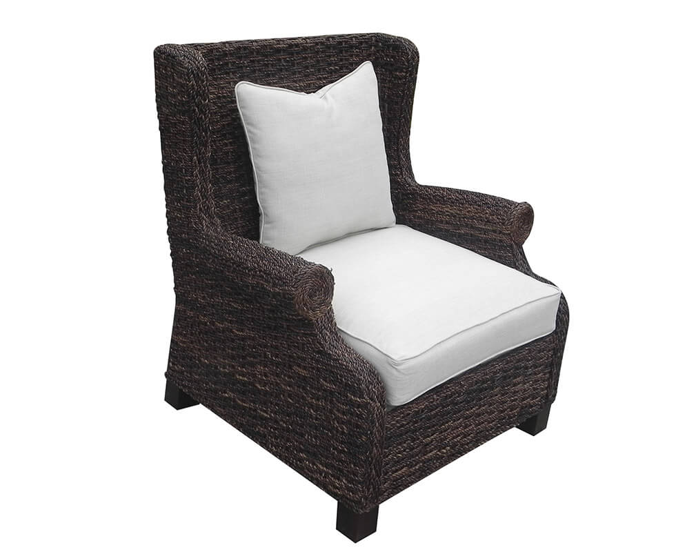 Rustic Wing Lounge Chair