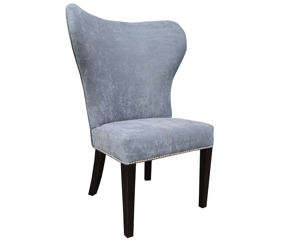 Wing Dining Chair Modern Baroque